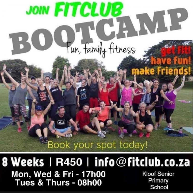 FitClub in Kloof