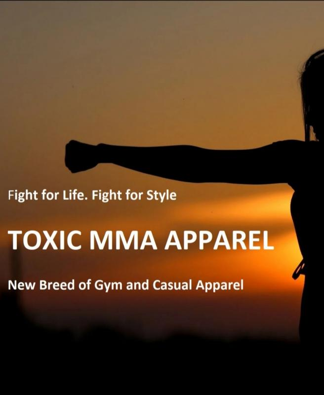 Toxic MMA Gym and Casual Apparel