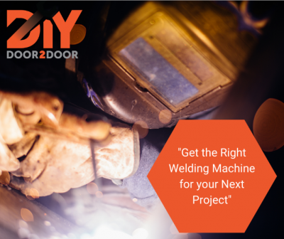 We offer a Range of Welding Machines & Ass from the DIY'er to Professional