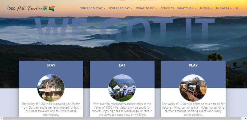 1000 Hills Tourism