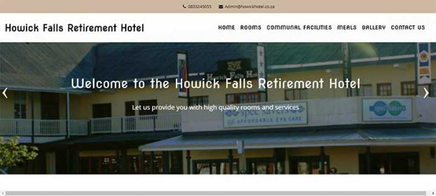 Howick Retierement Hotel